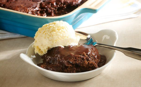 Chocolate Brownie Pudding | SWEETS! | Pinterest