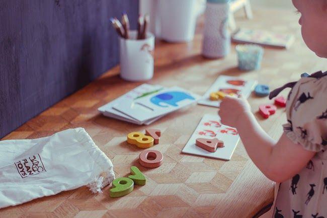 Mamatywna: Liczenie, design & ekologia