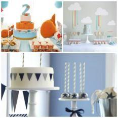 Decoração de festas de aniversário - tendências Outono Inverno pela Let's  | Pumpkin.pt