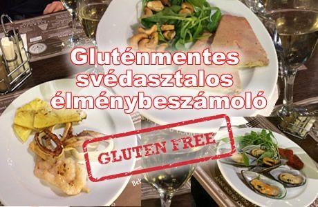 Glutenfree all you can eat túra - gluténmentes svédasztal teszt
