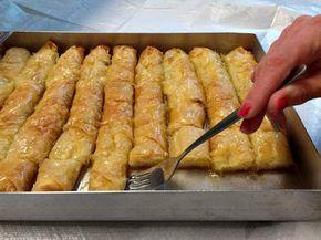 Γλυκό ταψιού Ινδοκάρυδο: 1 πακέτο φύλλα κρούστας (500 γρ) 3 μικρά φακελάκια ινδοκάρυδο ή 1 μεγάλο 250 γρ μαργαρίν...