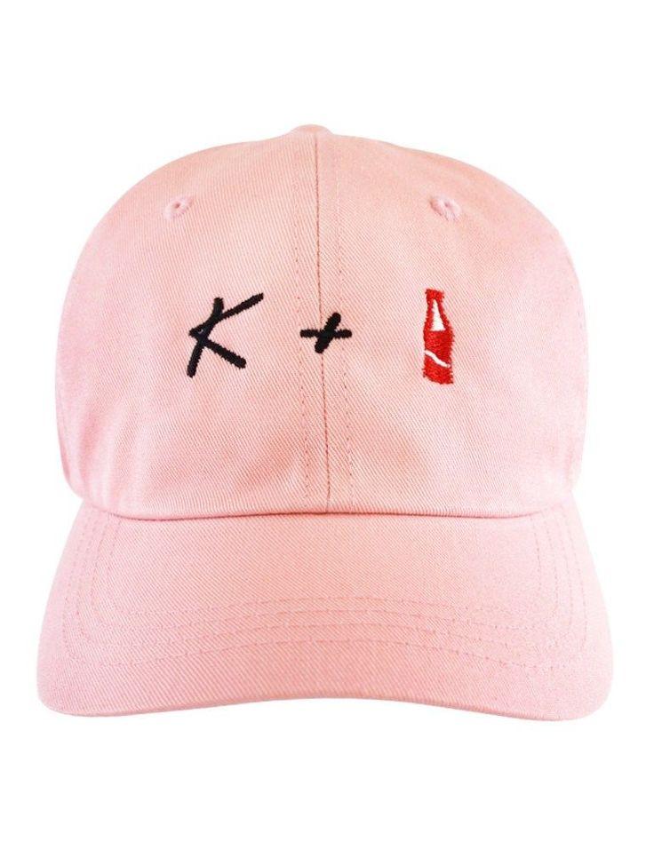 Not Soda Pop, K-POP! 100% Cotton, Strap Back, Embroidered Design, Premium Dad Hat.