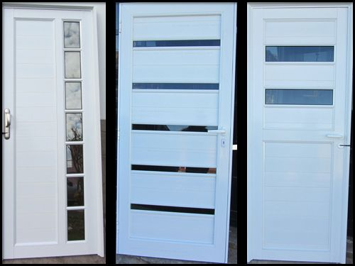 17 mejores ideas sobre puertas de aluminio en pinterest - Aluminio para puertas ...