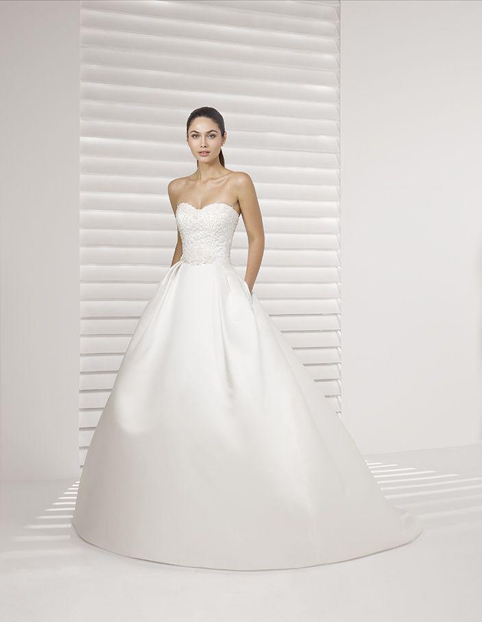 32 besten Hochzeitskleider von Rosa Clara Bilder auf Pinterest ...