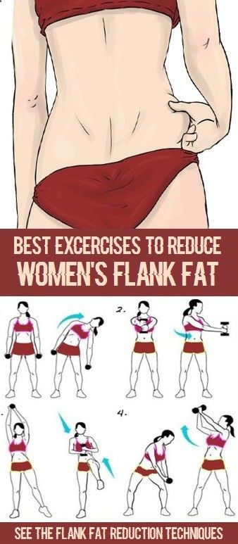 Having a flank fat is one of the most stressing thing that you may experience since it is hard to get rid ofhttp://stylevast.com/articles/exercises-to-reduce-flank-fat/