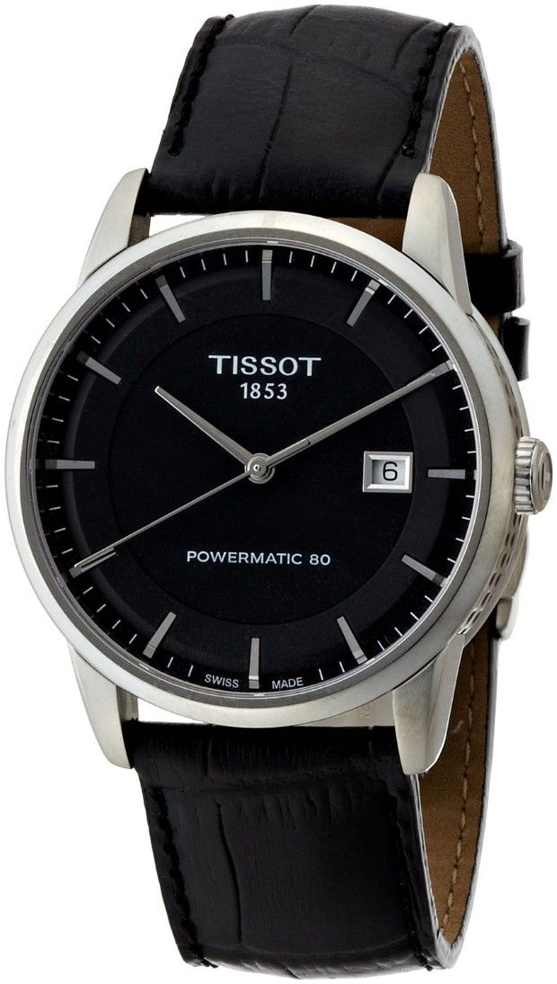 Tissot Black Watches for Men