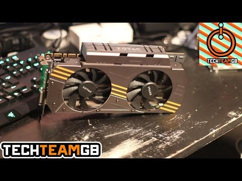 Zotac GTX 970 AMP! Omega Review - YouTube