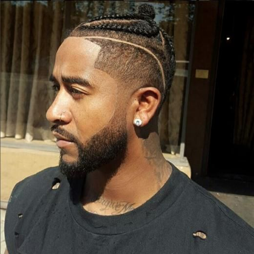 Awesome 136 Popular Black Men Haircuts 2016-2017