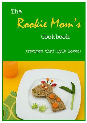 cookbook template make your own cookbook and templates on pinterest. Black Bedroom Furniture Sets. Home Design Ideas