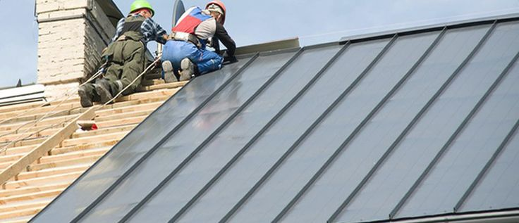 Image result for standing seam cladding