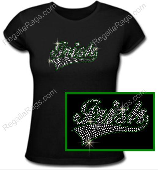 68 best custom rhinestone t shirts rhinestone transfers for Custom t shirt transfers