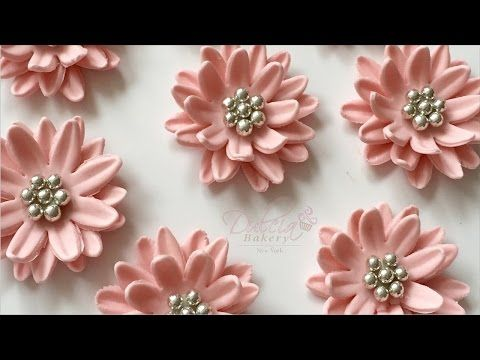 Top of your cupcakes with this beautiful gum paste rose. Stay Sweet, Subscribe: http://s.wilton.com/10vmhuv Ingredients: - Ready-To-Use Gum Paste ((14 oz. ma...