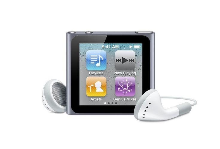 Apple iPod nano 8 GB Graphite (6th Generation