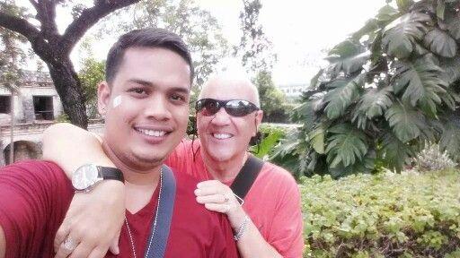 Khenz Stymiest & Carl Stymiest UE, Cebu, Philippines 2014
