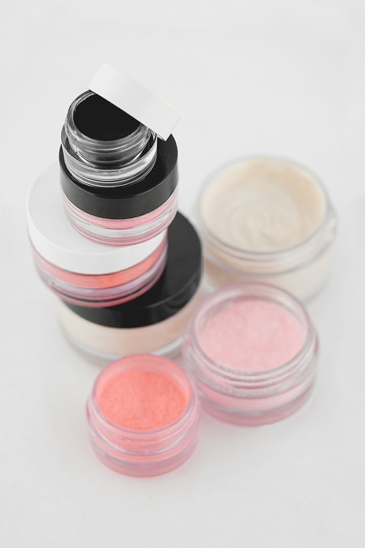 Our Heavy Wall Jars are perfect for packaging cosmetics and so much more! http://www.thecarystore.com/containers-products/heavy-wall-jars