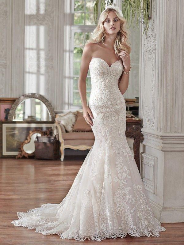 Maggie Sottero, ROSAMUND - Wedding Dresses at Jaehee Bridal