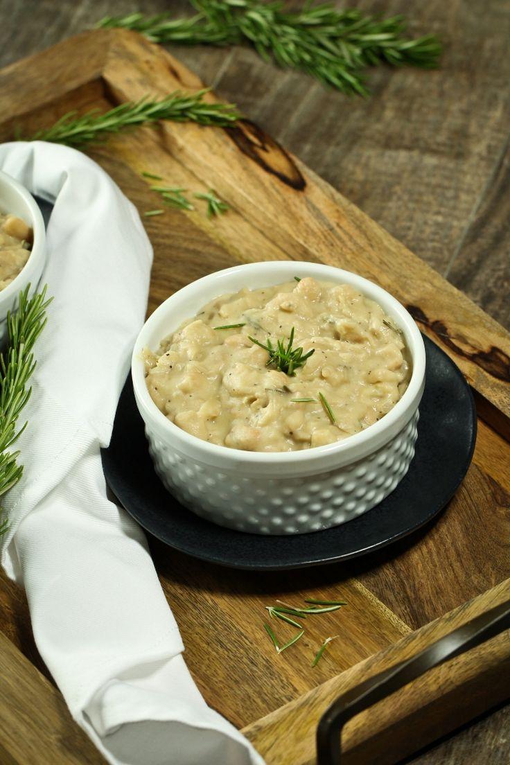 Zoes Kitchen Braised White Beans