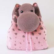 Pig Backpack - Allcrochetpatterns.net