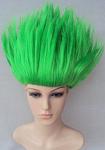 Deluxe Green Troll Doll 90S Spiky Bright Costume Wig Simon Says http://www.amazon.co.uk/dp/B00L8UHXU6/ref=cm_sw_r_pi_dp_gWBUtb19KZZMY01T