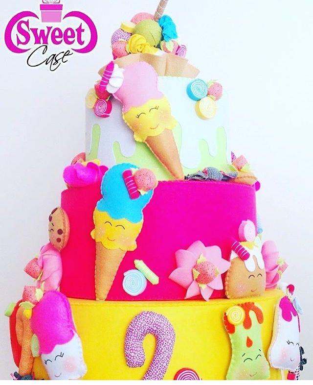 Le torte di Rossella Russo per Creativemamy