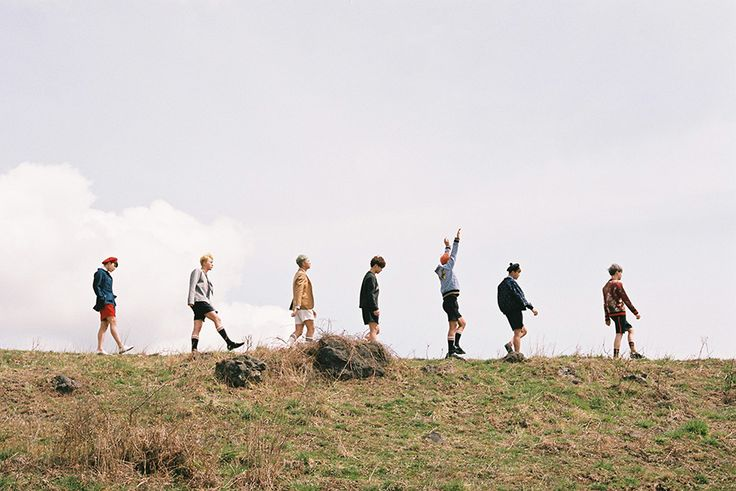 [Picture] BTS's Young Forever album shoot by Jdz Chung (Photographer) [161003]