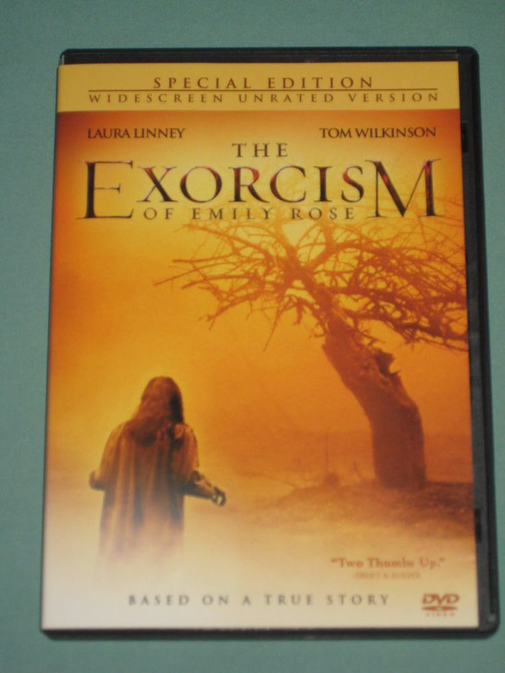 The Exorcism of Emily Rose horror DVD 2005 Special Ed. (ENG CC) Unrated COMPLETE | eBay