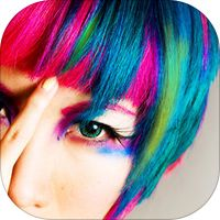 Hair Color Changer - Recolor Booth to Dye, Change & Beautify Hairstyle by Chao Zhang