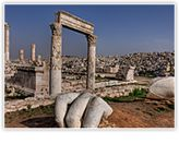 Travel to Jordan with EarthCam's and the Jordan Tourism Board's collection of live streaming cameras! Jordan is a land of mesmerizing beauty and offers so much for the modern traveller. From the beautiful city of Amman to the amazing Dead Sea, experience views of this historic country that has become a must-see for people from all over the world.   http://visitjordan.com/earthcam/
