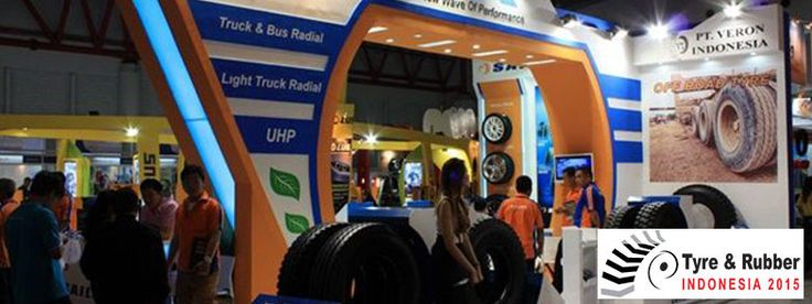 Tyre & Rubber Indonesia 2015 - The 4th Indonesia International Tyre and Rubber Industry Exhibition #ExpoIndonesia