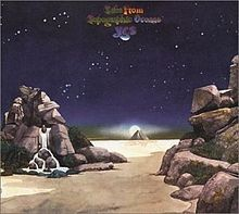 Tales from Topographic Oceans - Wikipedia, the free encyclopedia
