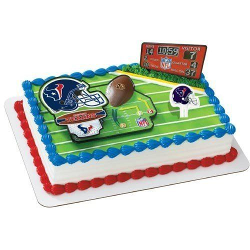 Cake Decorations Football Nets : 25+ best ideas about Texans cake on Pinterest Houston ...