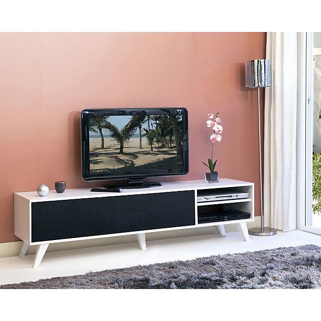 Meuble Tv Vintage Scandinave ~ Idées de Design D\'intérieur et De Meubles