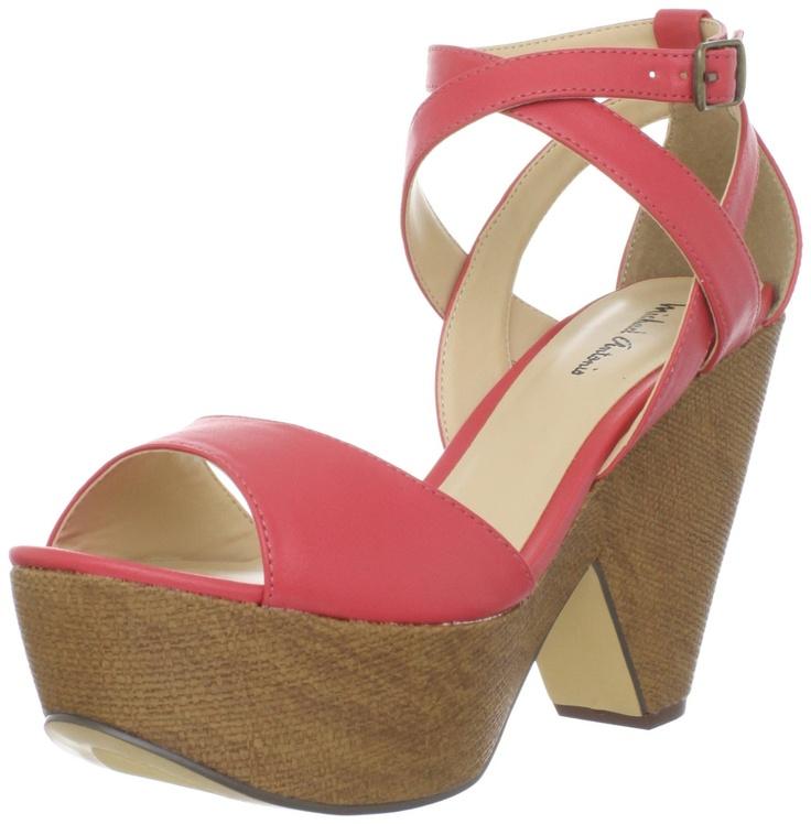 Michael Antonio Women's Gota Wedge Sandal  http://ezinepictures.com/michael-antonio-womens-gota-wedge-sandal/#: Michael Antonio, Shoes, Michaelantonio, Wedge Sandals, Wedges