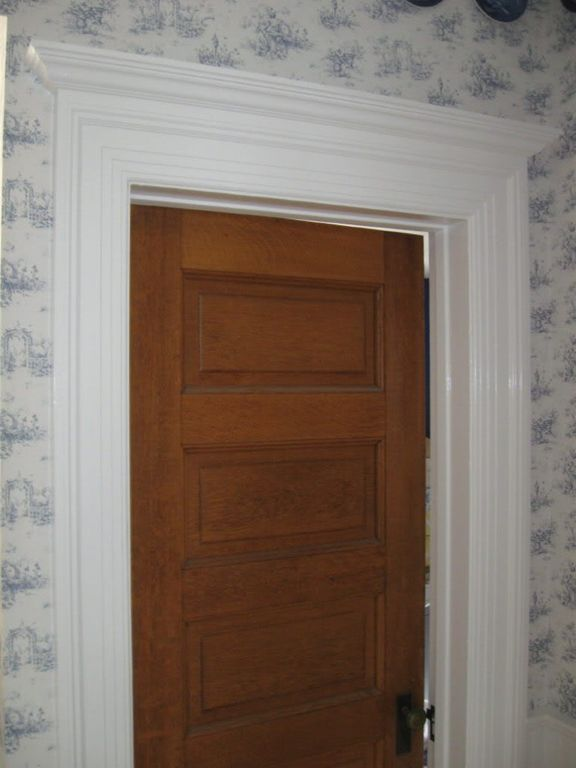 How to add old house character charm to your newer for Recycled interior doors