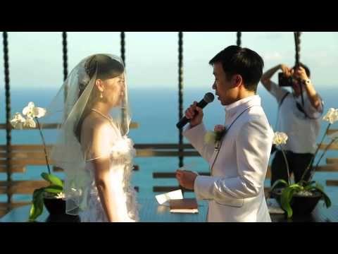 RACHAEL & VINCENT | Wedding at Alila Villas Uluwatu BALI