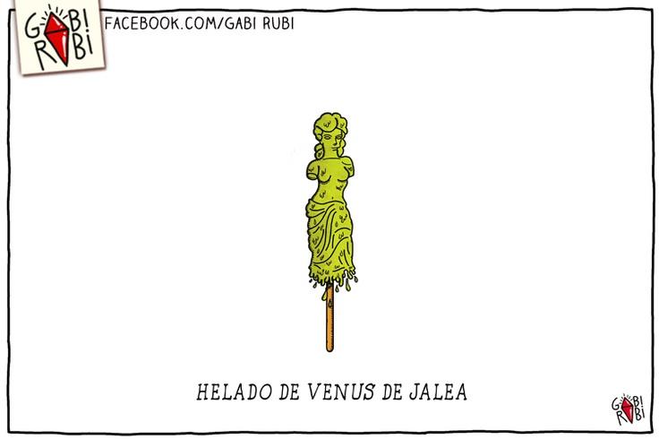 jalea+de+venus+-+los+simpsons++-++gabi+rubi++-+dibujo+-+dibujos+-++ilustracion.jpg (750×500)