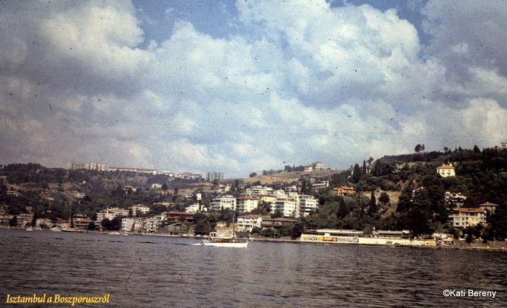 Isztambul a Boszporuszról