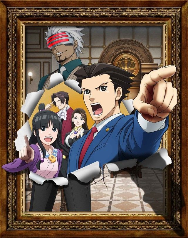 Absolutely No Objections to Ace Attorney Anime's New