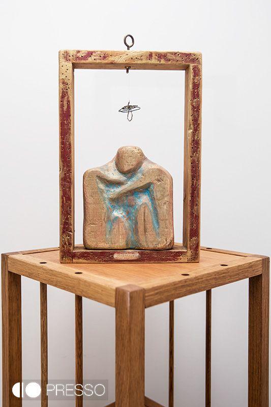 Nino Tassone - escultora, casa Luxury by PRESSO Paolo Sarpi, Milano www.presso.it