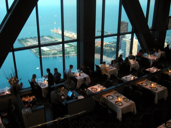 The Signature Room On 95th Floor Of John Hancock Building Downtown Chicago    Where My Husband Proposed! U003c3 | Places Iu0027ve Been | Pinterest | John  Hancock, ...