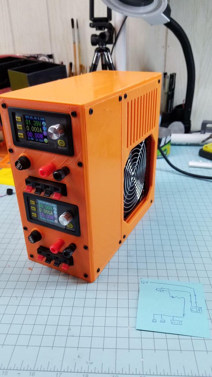 Another ATX Bench Power Supply by Kickbut101 in 2020 Atx