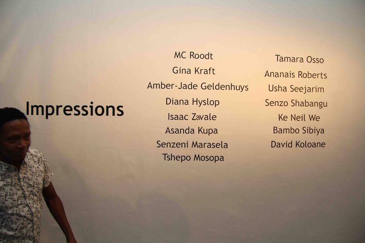Senzo Shabangu + Exhibiting Artists