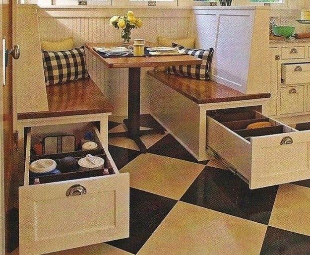 Oltre 25 fantastiche idee su panche da cucina su pinterest for Panca angolare con tavolo