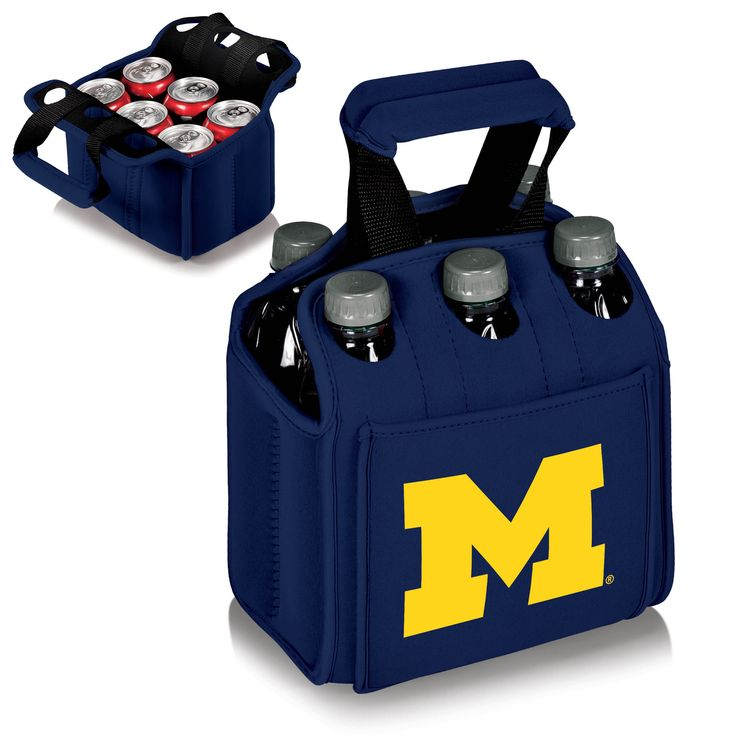 Six Pack - University of Michigan Wolverines