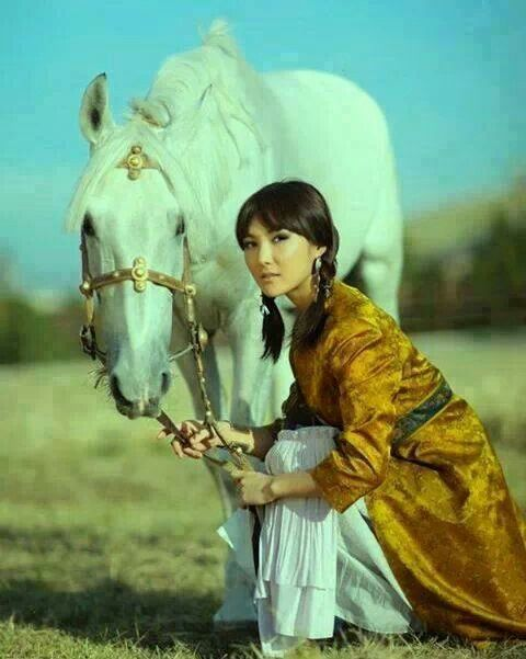 Kazakhstan (Central Asia)  (The Kazakh People are an indigenous semi-nomadic Turkic tribe that have roamed Central Asia over the millenia)