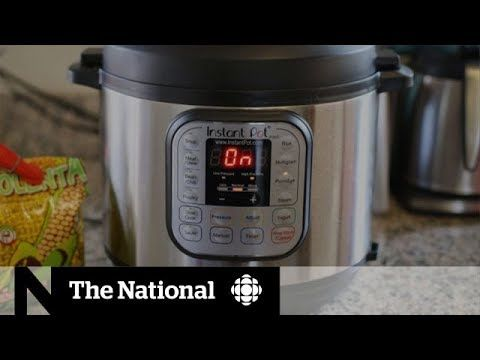 Instant Pot a Canadian success story