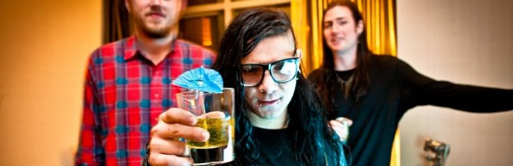Skrillex compiles another batch of 'Skrillex Selects'