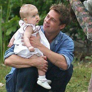 Brad Pitt, ο τέλειος μπαμπάς!