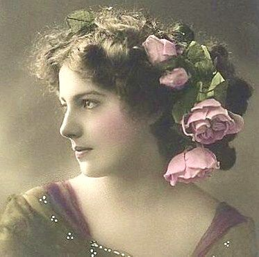 Just a beautiful Vintage lady