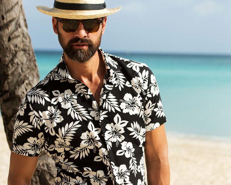 8 hawaiian shirts every guy can pull off cool hawaiian